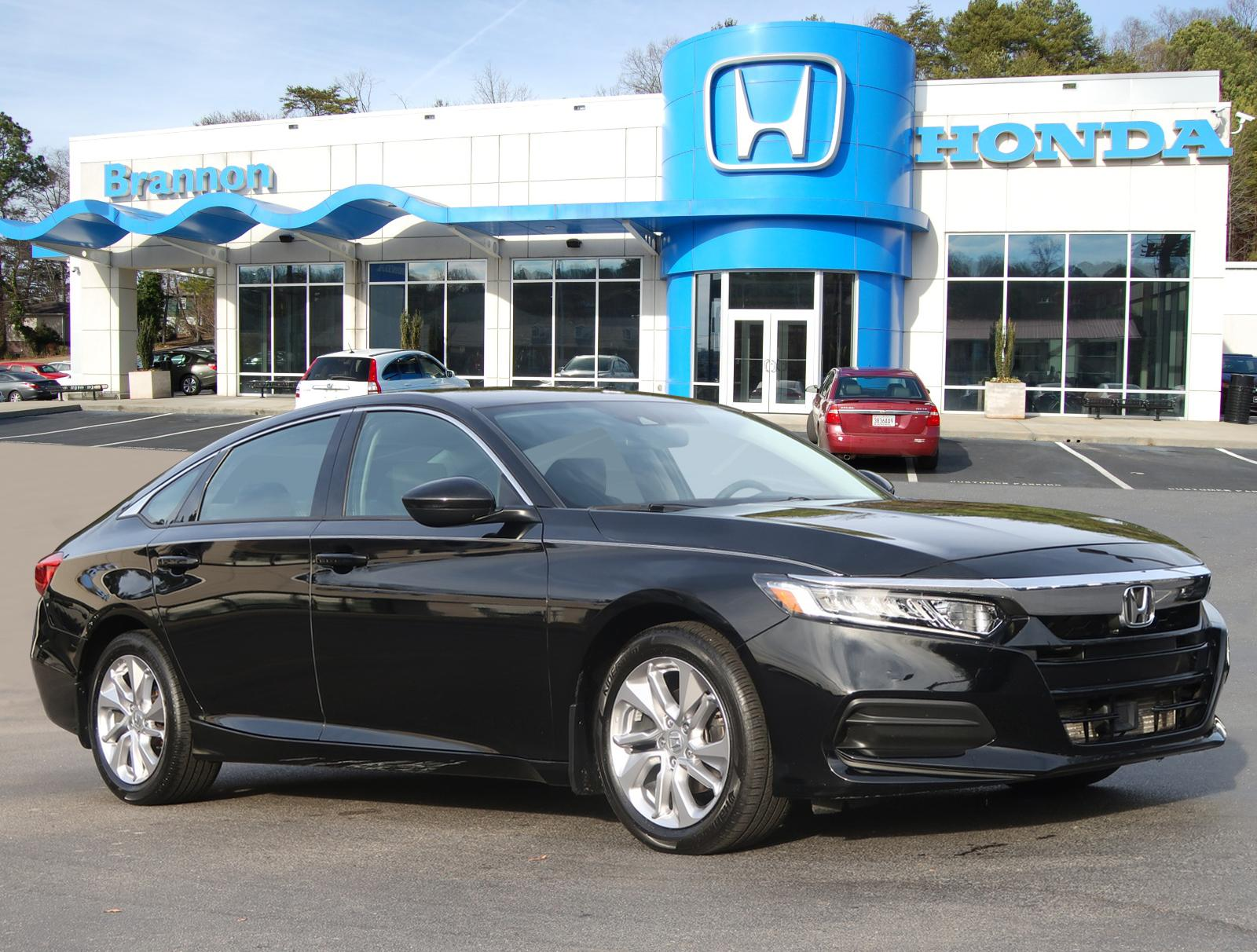 Certified Pre-Owned 2018 Honda Accord Sedan LX 1.5T CVT