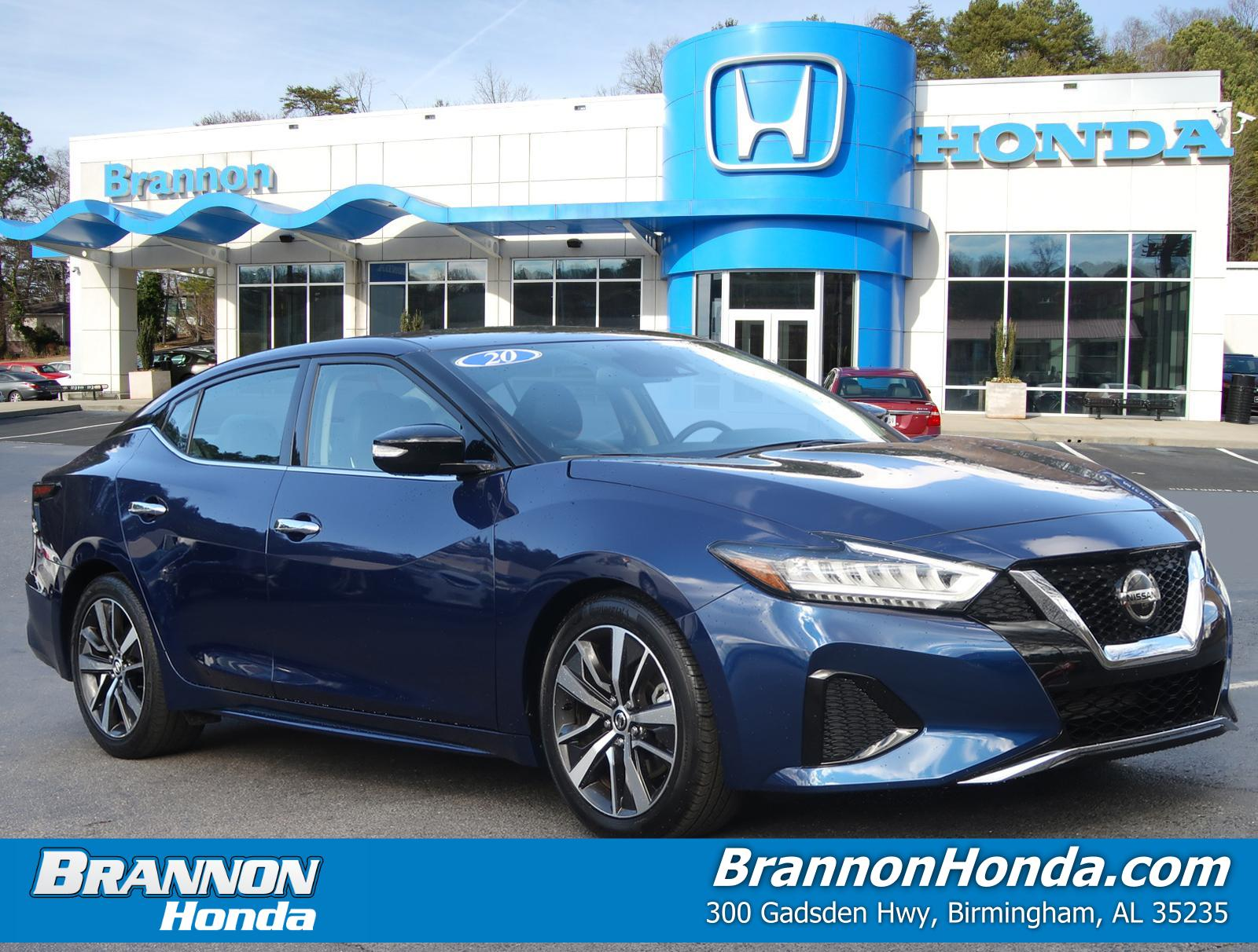 Pre-Owned 2020 Nissan Maxima SV 3.5L