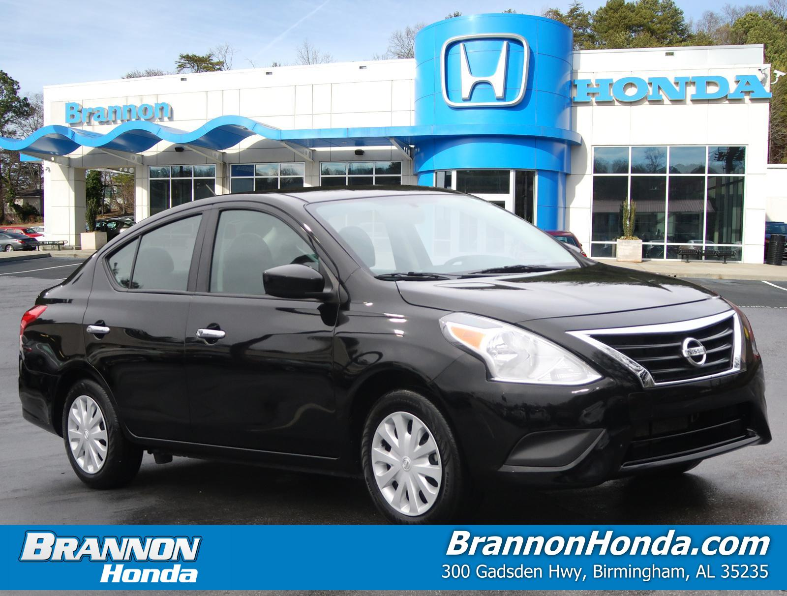 Pre-Owned 2019 Nissan Versa Sedan SV CVT