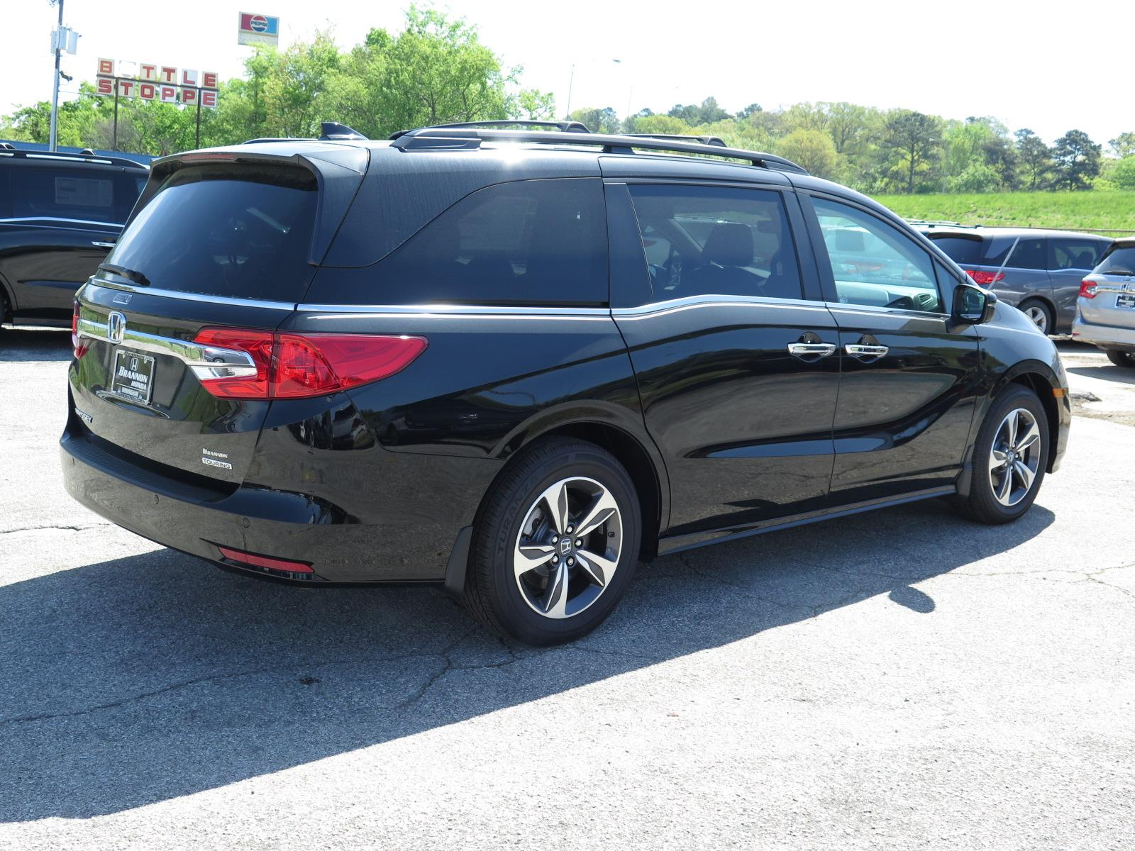 New 2018 Honda Odyssey Touring 4d Passenger Van In Birmingham Fuel Pump Unit