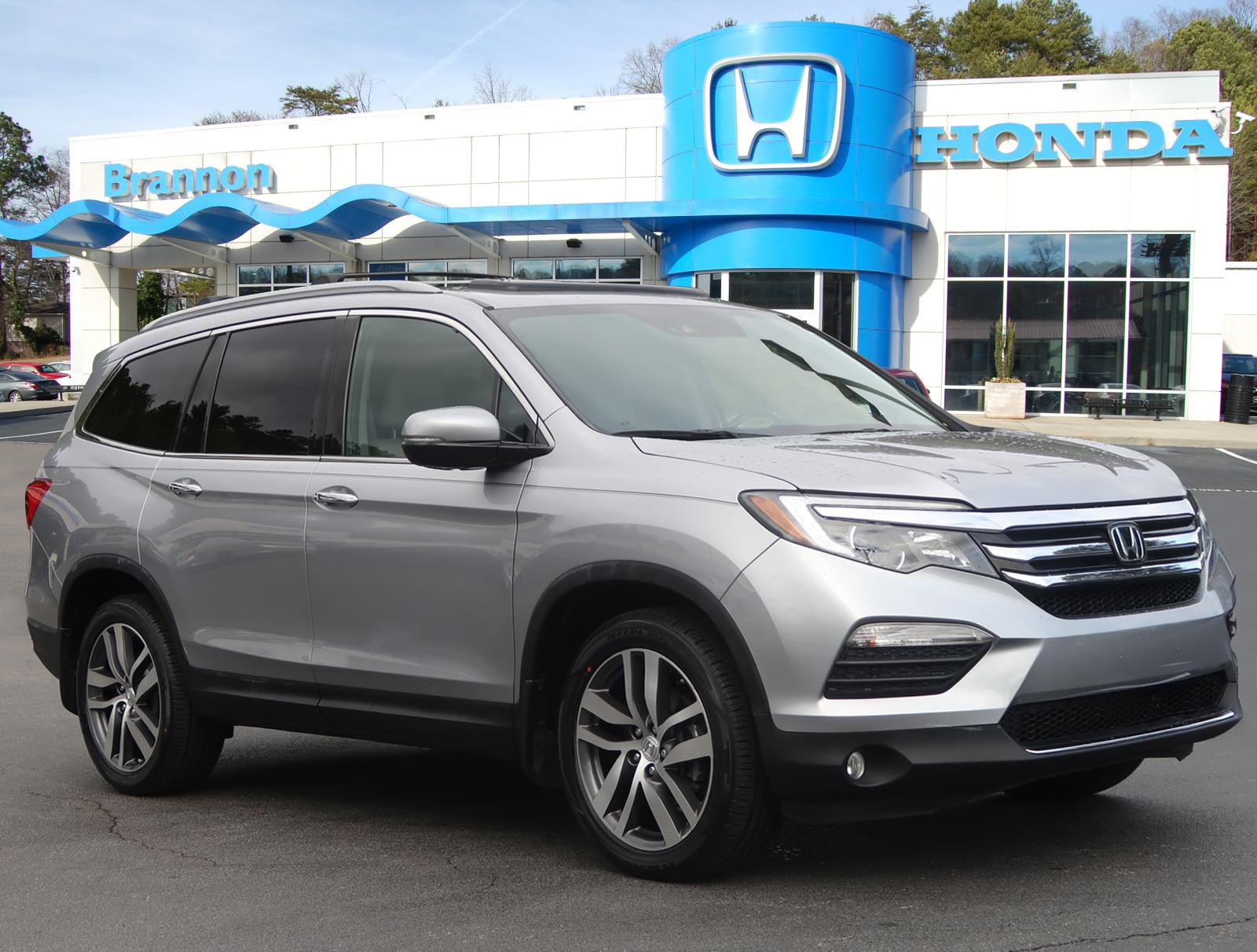 Certified Pre-Owned 2017 Honda Pilot Elite AWD