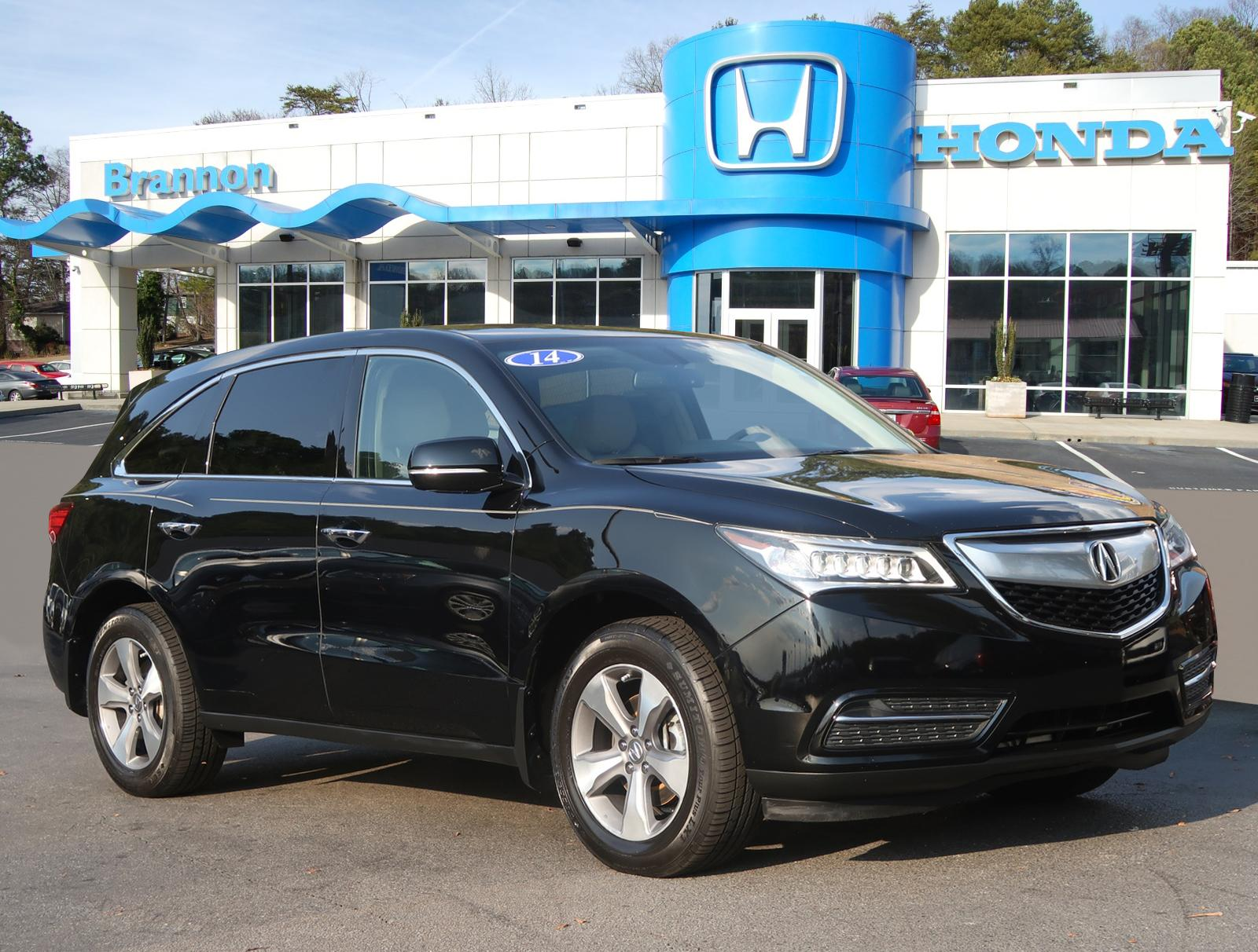 Pre-Owned 2014 Acura MDX SH-AWD 4dr