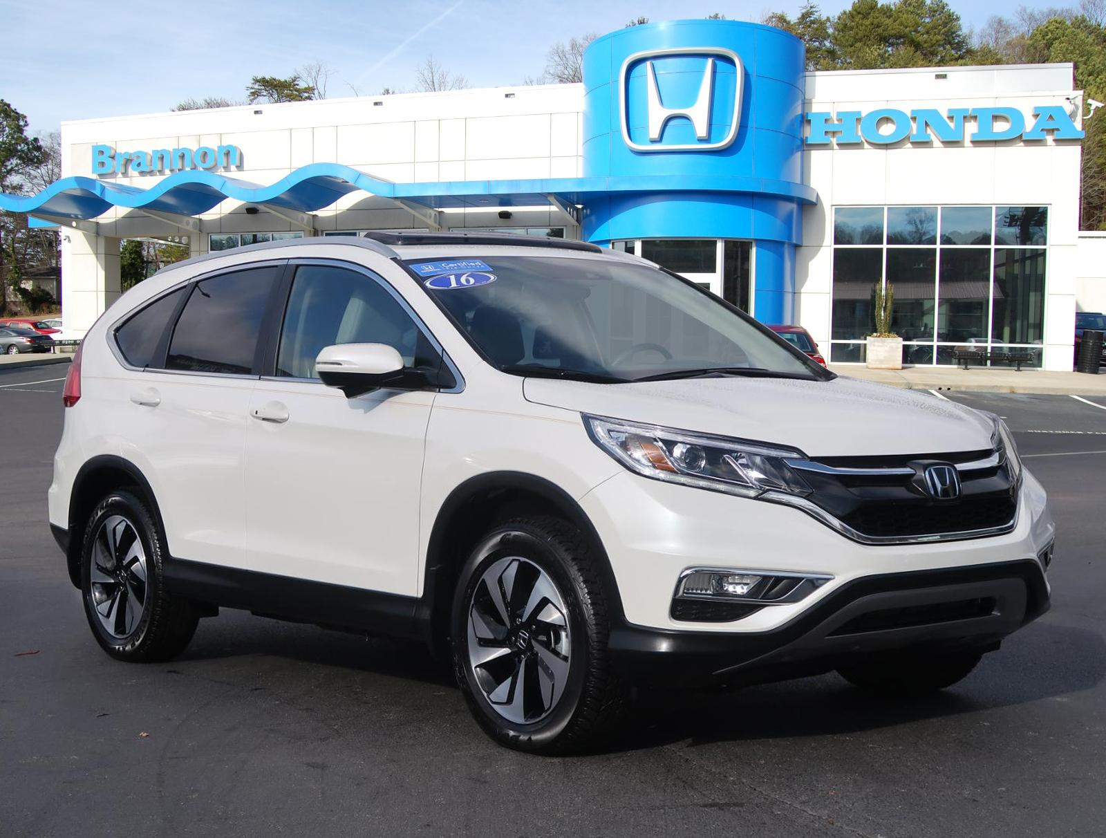 Certified Pre-Owned 2016 Honda CR-V 2WD 5dr Touring