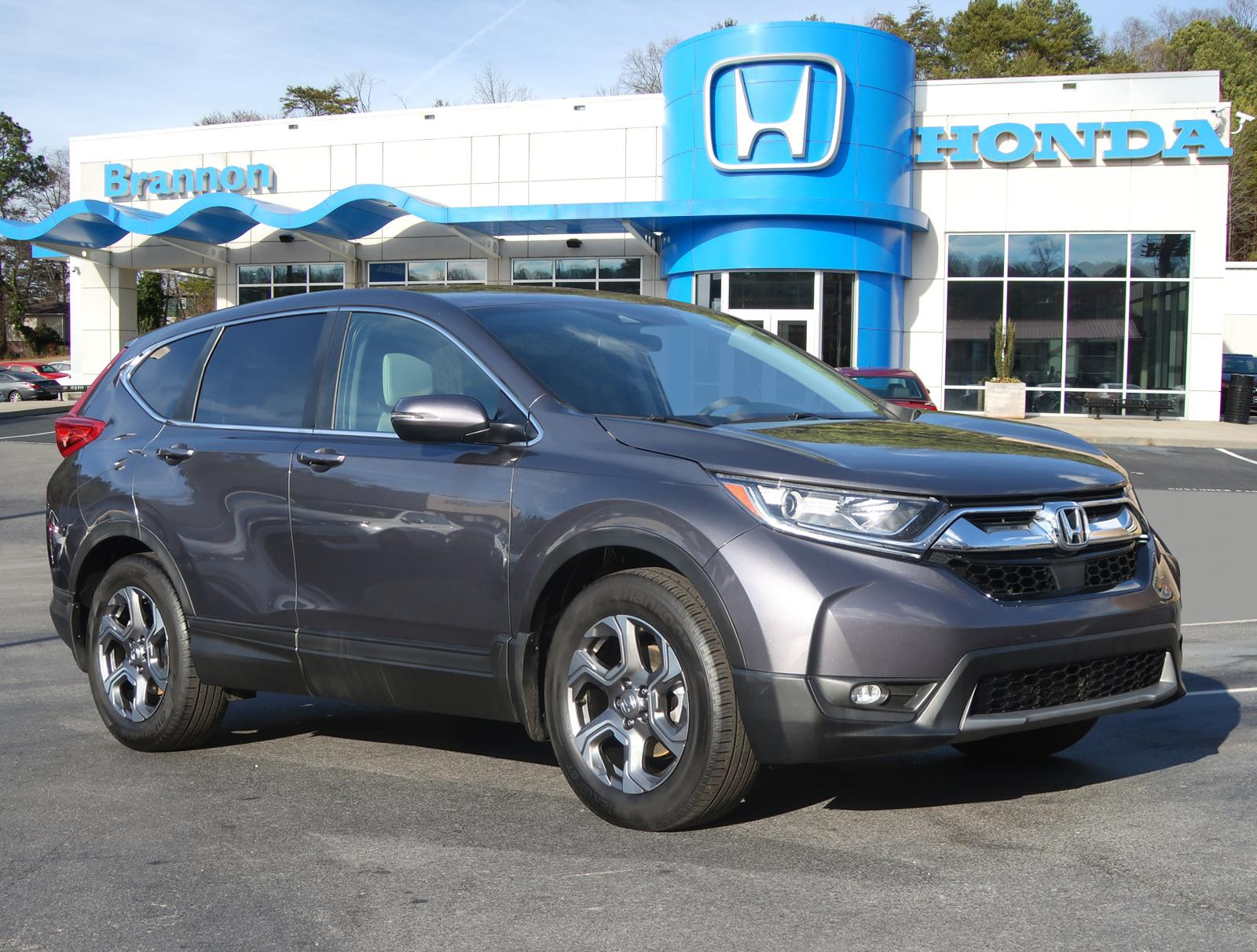 Certified Pre-Owned 2019 Honda CR-V EX 2WD