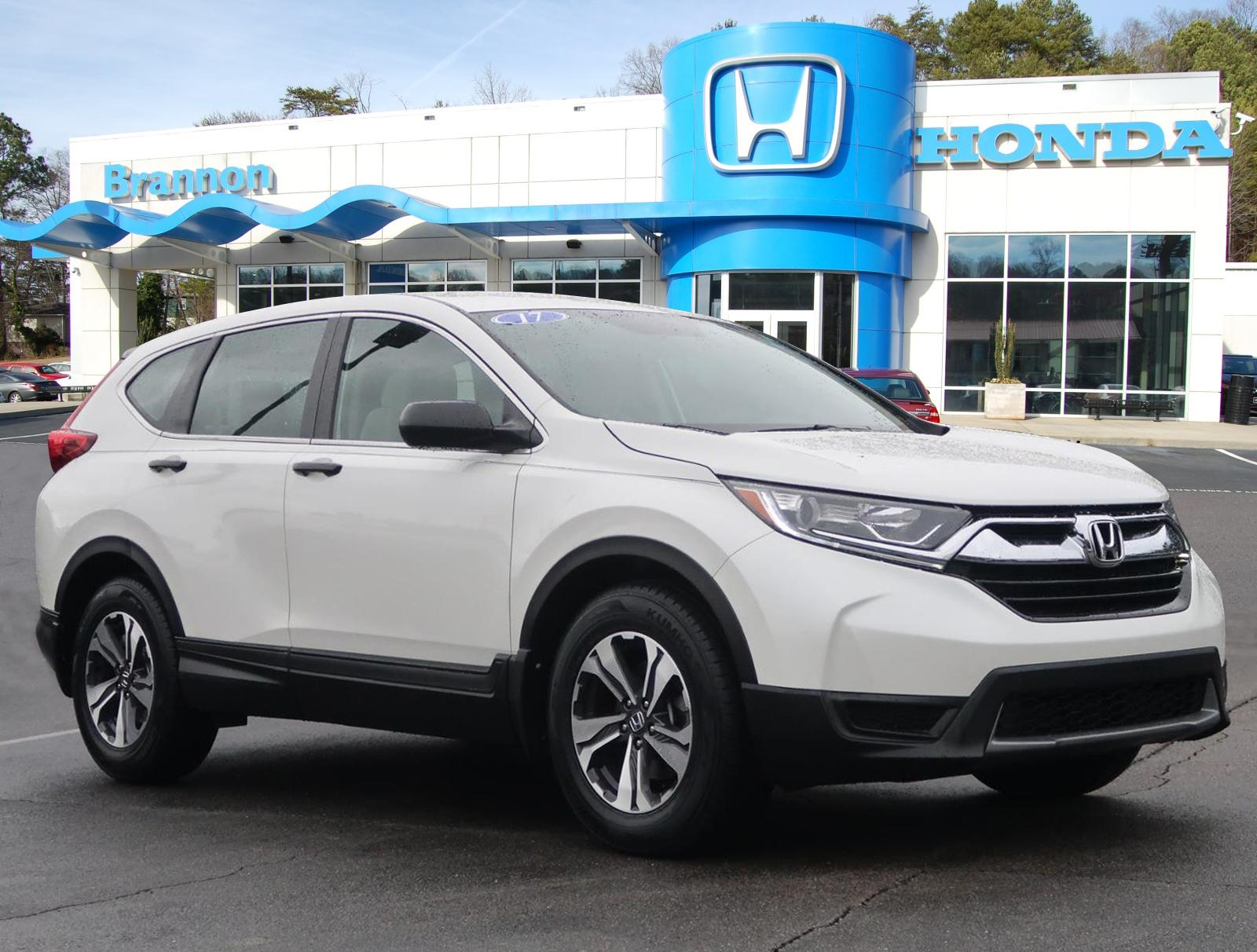Certified Pre-Owned 2017 Honda CR-V LX 2WD