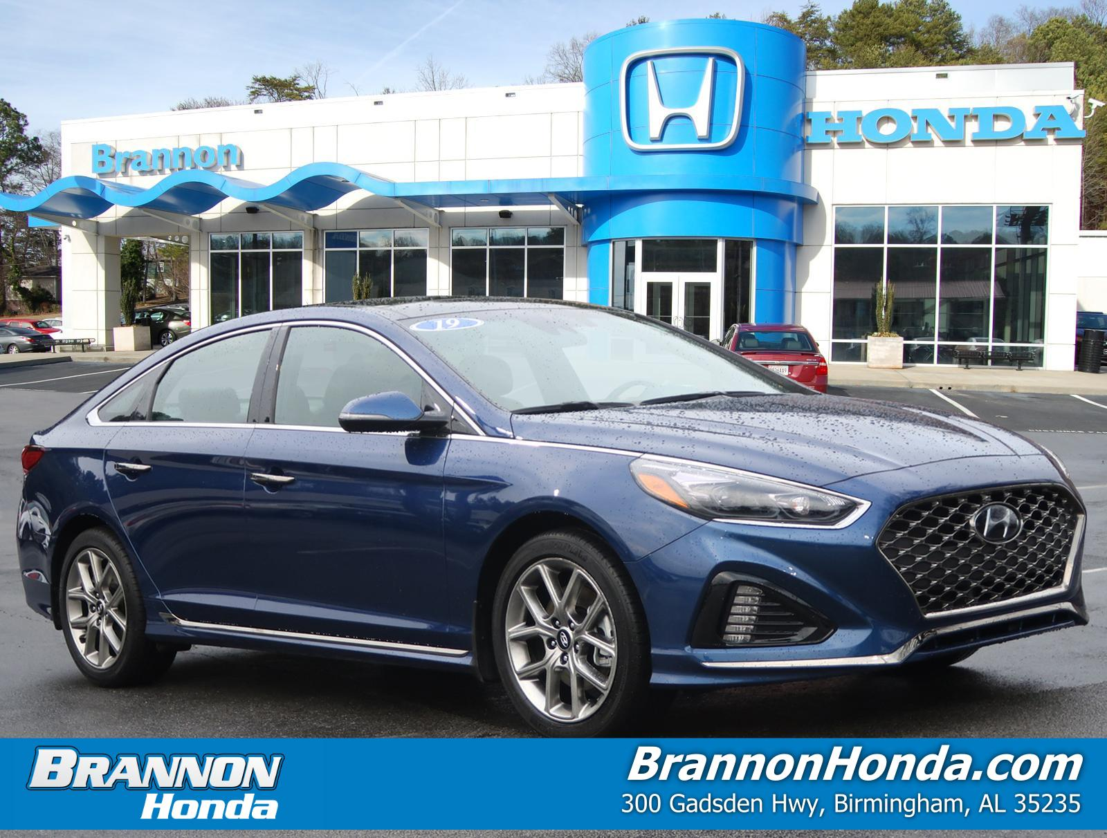 Pre-Owned 2019 Hyundai Sonata Limited 2.0T