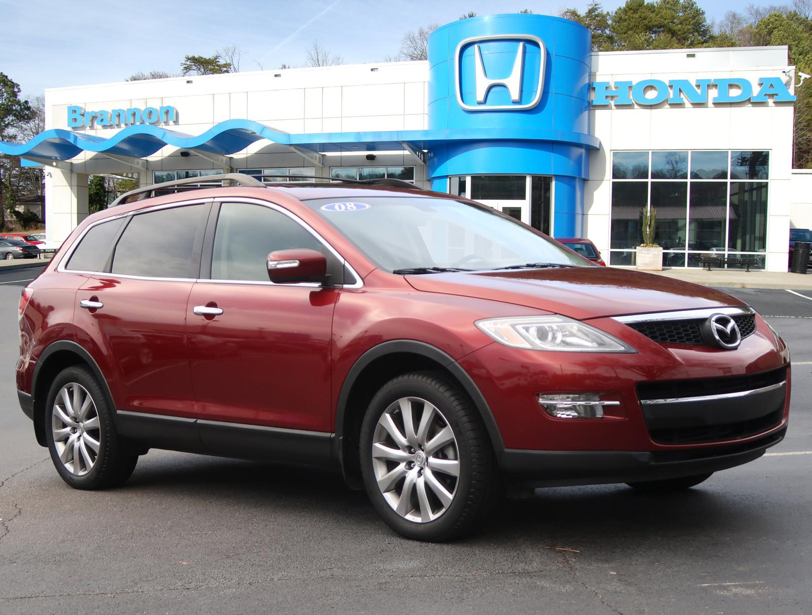 Pre-Owned 2008 MAZDA CX-9 FWD 4dr Grand Touring