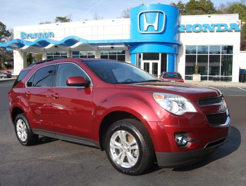 Pre-Owned 2012 Chevrolet Equinox FWD 4dr LT w/2LT