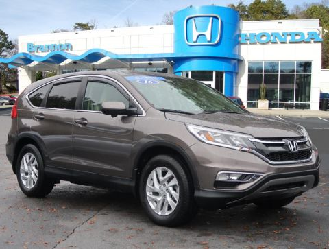 Certified Pre-Owned 2016 Honda CR-V 2WD 5dr EX