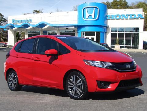 Certified Pre-Owned 2015 Honda Fit 5dr HB CVT EX