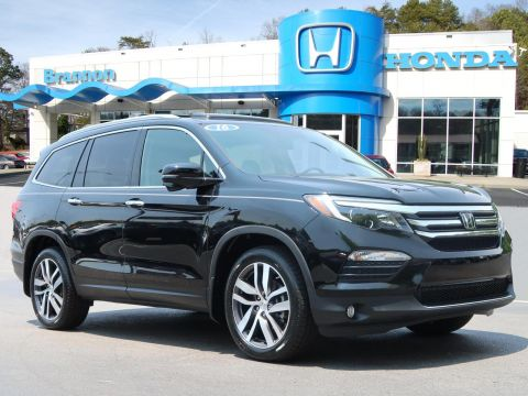 Certified Pre-Owned 2016 Honda Pilot AWD 4dr Touring w/RES & Navi