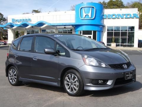 Pre-Owned 2013 Honda Fit 5dr HB Auto Sport